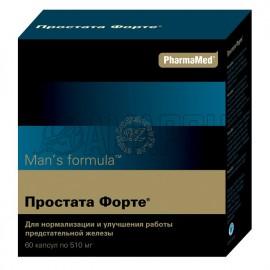 Мен-с формула простата форте капс., №60