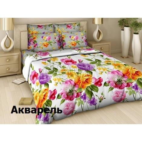 КПБ Василиса, поплин: 152 Акварель