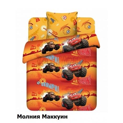 КПБ Василек Тинэйджер: Дисней/Молния Маккуин (4433)