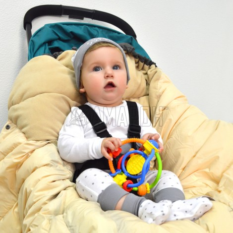 Конверт-трансформер Happy Baby Muffy