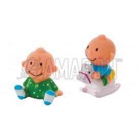 Курносики набор игрушек-брызгалок д/ванны веселая игра, 6 мес. + (25131)