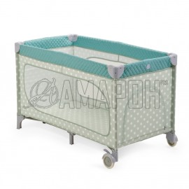Манеж-кровать Happy Baby New Martin