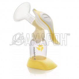Медела молокоотсос Хармони ручной двухфазный без соски