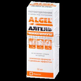 Алгель Максимум дезодорант-антиперспирант, 50 мл