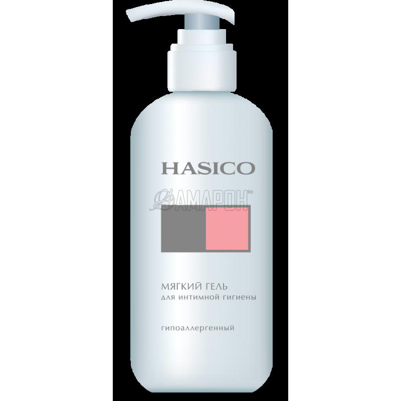 Хасико гель мягкий для интимной гигиены (гипоаллергенный), 250 мл