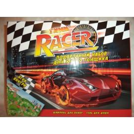 Набор детский 203 Tими Racer с игрой (гель для душа 200 мл и шампунь 200 мл)