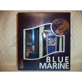 Набор мужской Blue Marine 661 (гель для душа 250 мл и пена для бритья 200 мл)