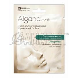 BC фарма маска для лица альгана лифтинг омолаживающая минеральная, 25 г