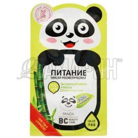 BC beauty care маска для лица питательная панда, 25 г