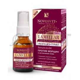 Новосвит концентрат ламелларный против морщин и истончения кожи La Mellar 56+ Serum-in-Oil, 25 мл
