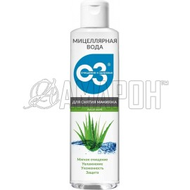 Вода мицеллярная для снятия макияжа Очищение и здоровье 200 мл