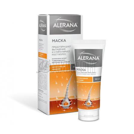 Алерана маска для волос интенсивное питание, 150 мл