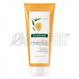 Клоран бальзам-кондиционер питательный с маслом манго 200 мл