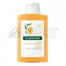 Клоран шампунь питательный с маслом манго 200 мл