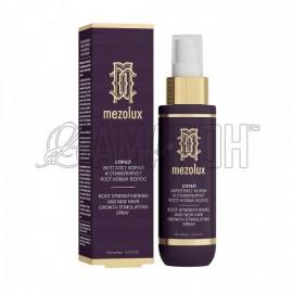 Либридерм мезолюкс спрей для укрепления корней и стимуляции роста новых волос, 100 мл