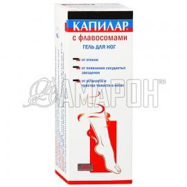 Капилар гель для ног с флавосомами, 30 г