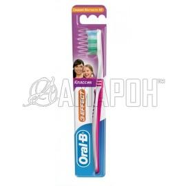Орал Би 3-Эффект классик зубная щетка 40 средняя