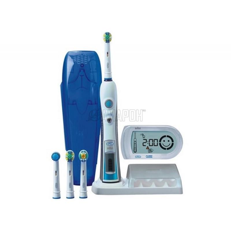 Орал Би электрическая зубная щетка Triumph + Smart Guide
