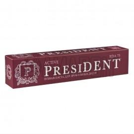 Президент Актив зубная паста при пародонтозе 100 мл