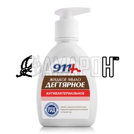 Дегтярное мыло антибактериальное 250 мл