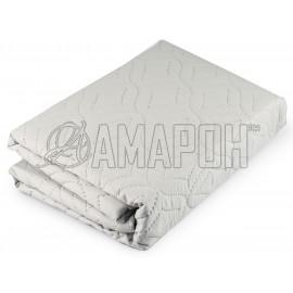 Наматрасник Глосс-сатин с наполнителем из полиэфирного волокна 160х200 см