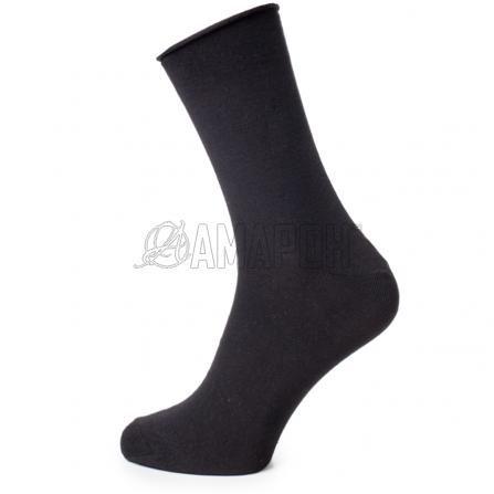 Носки мужские из хлопка с ослабленной резинкой 521с4