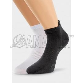 Носки мужские укороченные хлопковые Clever S100, 2 шт.