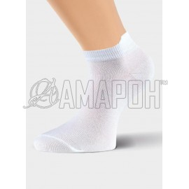 Носки женские укороченные бамбуковые Clever Б700
