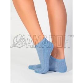 Носки женские укороченные хлопковые Incanto IBD731002