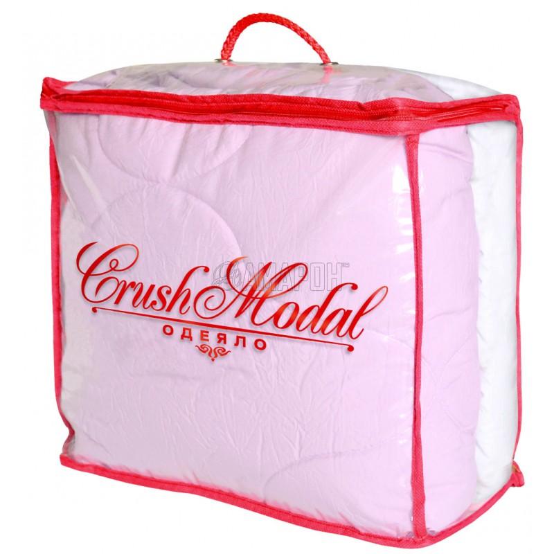 Одеяло с наполнителем из модала всесезонное Креш-Модал 1,5-спальное (140х205 см)