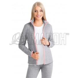 Куртка женская Clever LJ18-103 Флис
