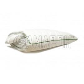 Подушка регулируемая многослойная с ортопедическим эффектом Optima Fit 70х50х14 см