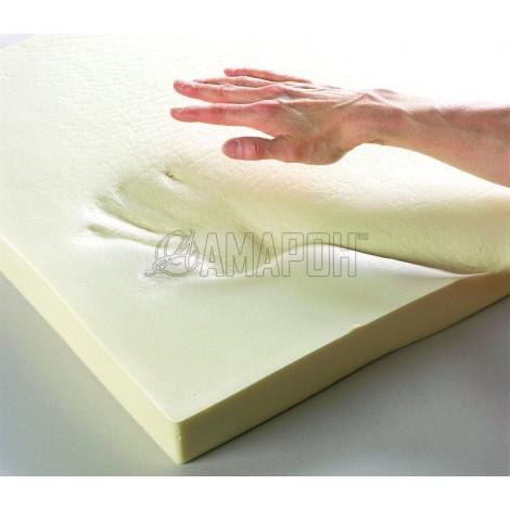 Матрас/наматрасник ортопедический Beeflex memory foam с эффектом памяти 160х200х5 см