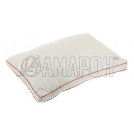 Подушка с ортопедическим эффектом Бифлекс латекс 70х50х15 см
