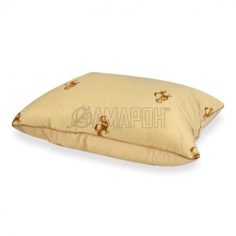 Подушка с овечьей шерстью 50х70 см