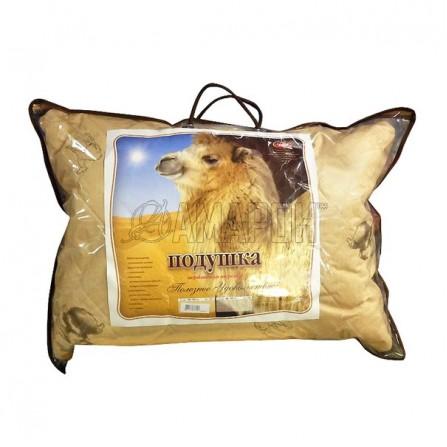 Подушка с верблюжьей шерстью 50х70 см