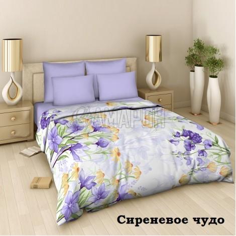 КПБ Василиса, поплин: 342 Сиреневое чудо