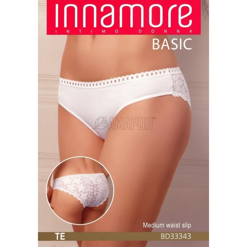 Женские трусики-слипы Innamore Te BD 33343
