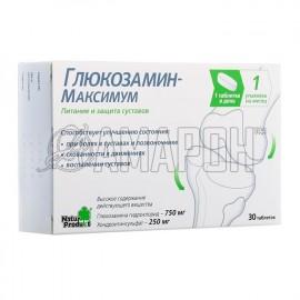 Глюкозамин максимум таб., №30