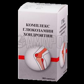 Глюкозамин-хондроитиновый комплекс 0,32 г, капс., №90