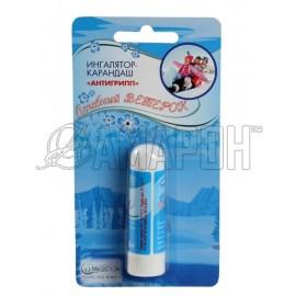 Ингалятор-карандаш Лечебный ветерок (антигрипп), 1,3 г