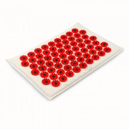 Иппликатор Кузнецова тибетский магнитный на мягкой подложке 17х28 см (красный)
