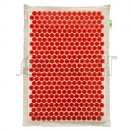 Иппликатор Кузнецова тибетский магнитный на мягкой подложке 41х60 см (красный)