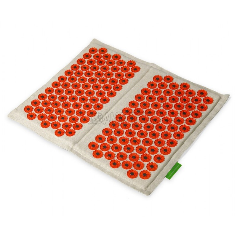 Иппликатор Кузнецова тибетский магнитный для ступней (красный)