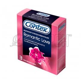 Контекс презервативы (особопрочн., ароматизир., плотнооблег., увеличен., ребристые, тонкие и др.), №3
