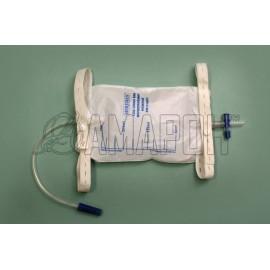 Мочеприемник ножной Меридиан 0,75 л (трубка 50 см)