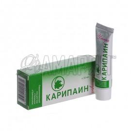 Карипаин Ультра гель для тела 30 мл