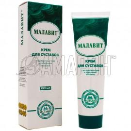 Малавит крем для суставов 100 мл