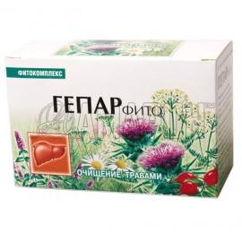 Гепар Фито фитокомплекс фильтр-пакеты, 1 г, №35