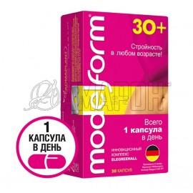Модельформ 30+ капс., №30